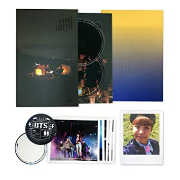 BTS Special Album CD + Photobook + Polaroid Card + Folded Poster + FREE GIFT / K-POP Sealed by BIGHIT Ent.: Amazon.co.uk: Music
