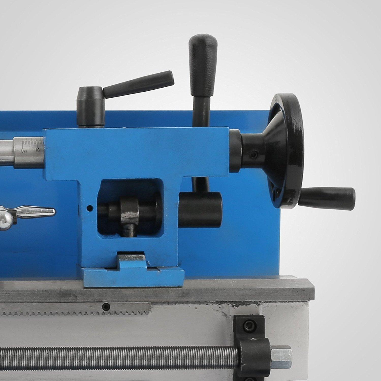 BananaB 180 Mini Pr/äzisions Metalldrehmaschine 600W Lathe machine metal 2500RPM Mehrzweck-Maschine Precision