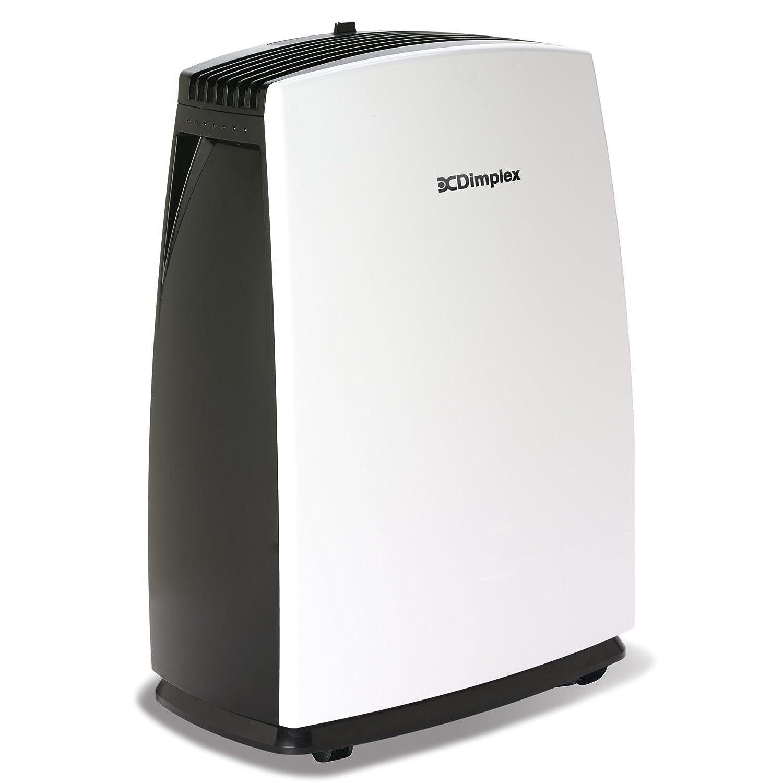 Glen Dimplex DXDH16N Glen/Dimplex Dehumidifier, 16 Litre [Energy Class A]