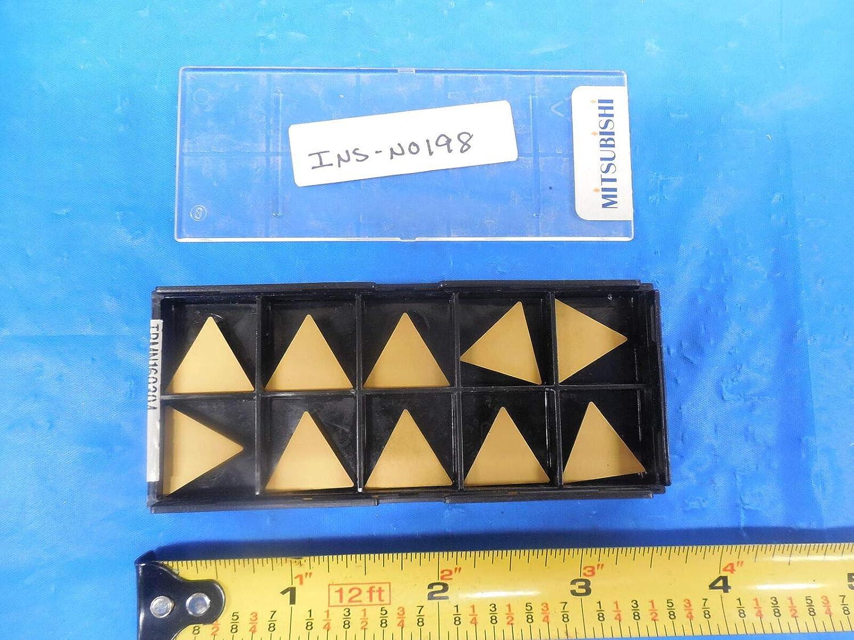 10pcs New MITSUBISHI TPMN 321 160304 UC6010 Carbide Insert TPMN321 CNC Tooling