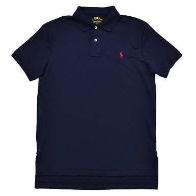 ac986c9eee437 Polo Ralph Lauren Mens Performance Mesh Polo Shirt at Amazon Men s Clothing  store