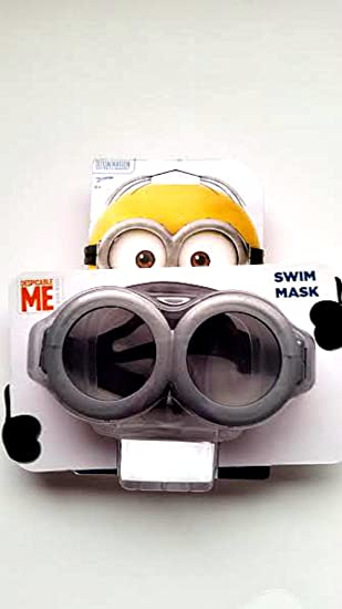 286fc0806fc Despicable Me Minion Swim Mask Goggles  Amazon.co.uk  Sports   Outdoors