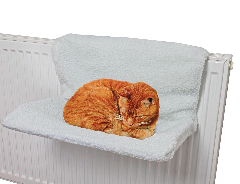 dx9tm 2 x gato perro cachorro mascota Radiador cama cálido forro ...