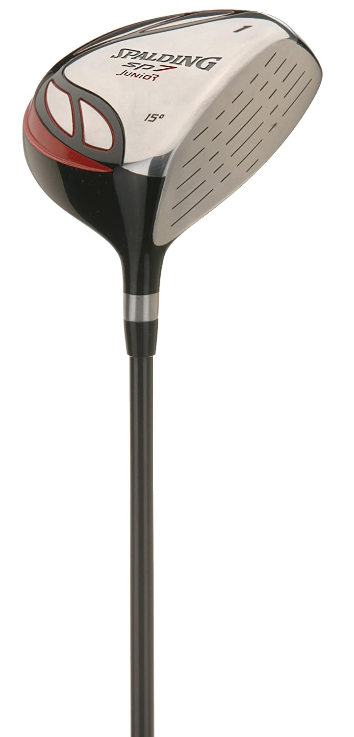 Spalding Junior Golf - Driver de golf infantil, color negro ...
