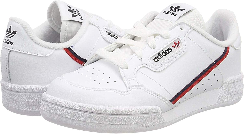 adidas continental 80 j chaussures de fitness mixte enfant