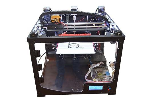 Impresora 3D Frax Cube 3.0 de 220 x 220 x 200 mm, imprime ABS,PLA ...