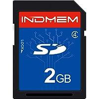 بطاقة ذاكرة فلاش رقمية آمنة فئة 4 SLC سعة 2 جيجابايت بطاقة ذاكرة فلاش رقمية 2G من إنديمي