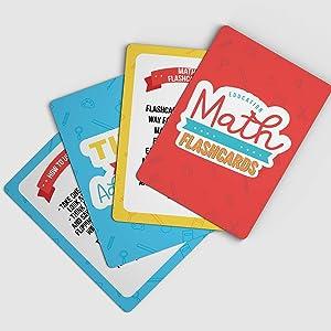 MonraSA: Addition Flashcards