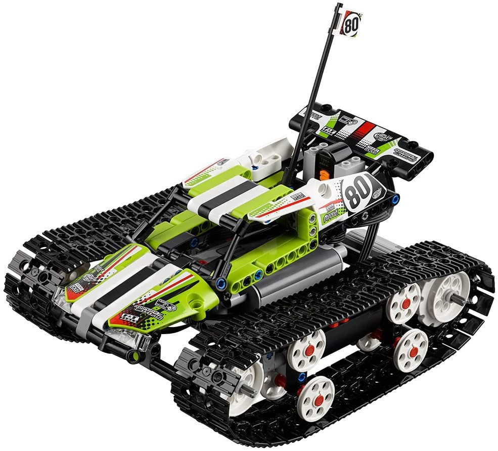 LEGO Technic RC Tracked Racer 42065 Building Kit (370 Piece)