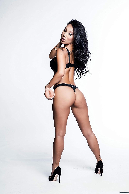 hot brazilian girl nude at home