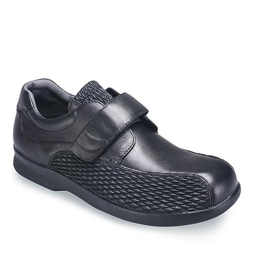 db5ce0b4f8d6b8 Propet Mens Jason Black - 10.5 5E US  Amazon.ca  Shoes   Handbags