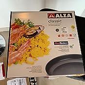ALZA CLASSIC - Paellera master, 32cm