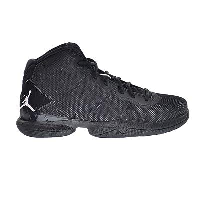 e05f66a2a431 Jordan Super Fly 4 BG Big Kids Shoes Black White-Dark Grey-Infrared