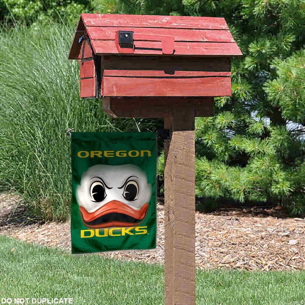 Oregon Ducks Eyes Garden Flag College Flags /& Banners Co