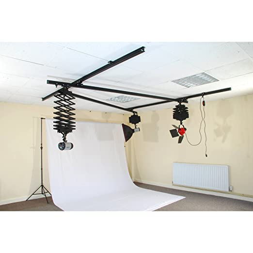 Photographic photo studio ceiling track system ball amazon photographic photo studio ceiling track system ball amazon camera photo aloadofball Choice Image