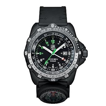 luminox men s a 8831 km quartz watch black dial analogue luminox men s a 8831 km quartz watch black dial analogue display and black