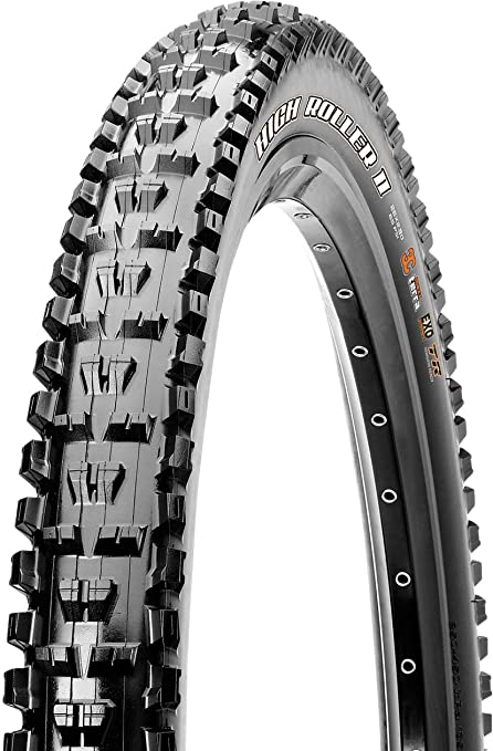 Maxxis High Roller II Super Tacky 2Ply Wire Tire, 26-Inch x 2.4-