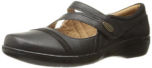 Para Black Zapatos Clarks Talla Crown Evianna 6 Uk E Color Mujer nZaBxqfB1