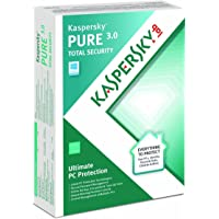 Kaspersky Pure Total Security Version 3.0 - 3 Users Download