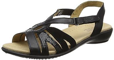 3a2b6e8c8a3 Hotter Women Flare Open Toe Sandals