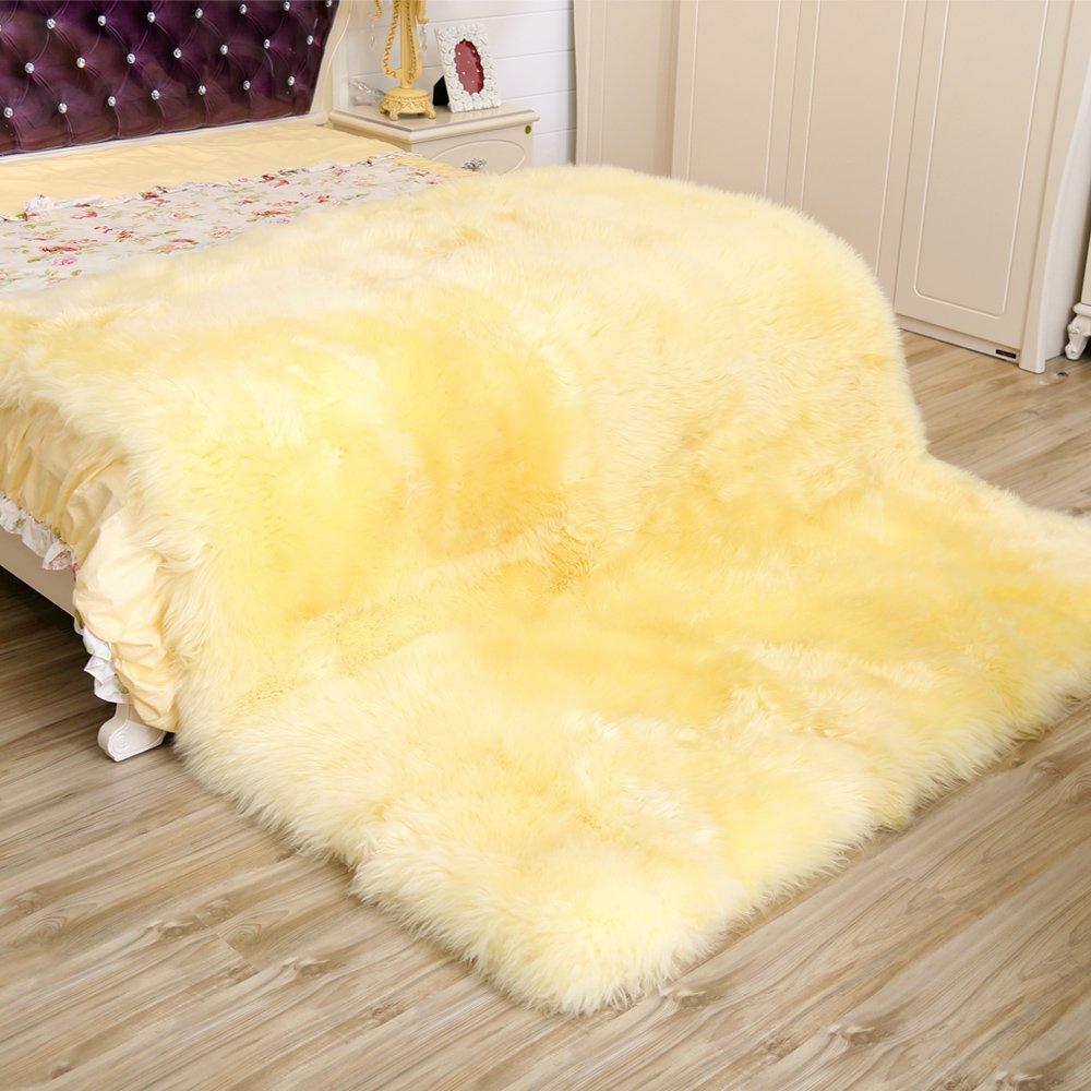 HDWN Australische Schurwolle Decke Kaschmir Felldecken integriert einzelne und doppelte Verdickung spezielle Winter Decke, dass die Sch¨¹ler eine Bettdecke , a , 180x200 cm