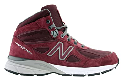 4d5c3bd31 ... denmark amazon new balance mens 990v4 mid athletic boots hiking boots  89d8a f16be