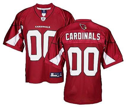 Amazon.com  Arizona Cardinals NFL Mens Team Replica Jersey e27da76ca1