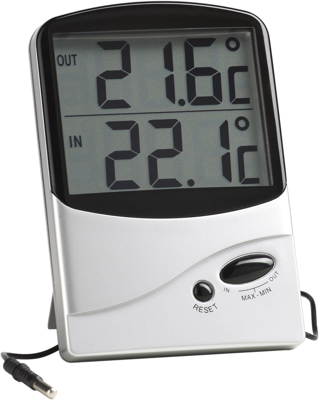 InOutdoor Digital Thermometer