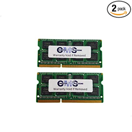 16Gb (2X8Gb) Sodimm Ram Memory Compatible with Hp Envy Notebook Dv7-7230Us,  Dv7-7233Nr, By CMS Brand A7