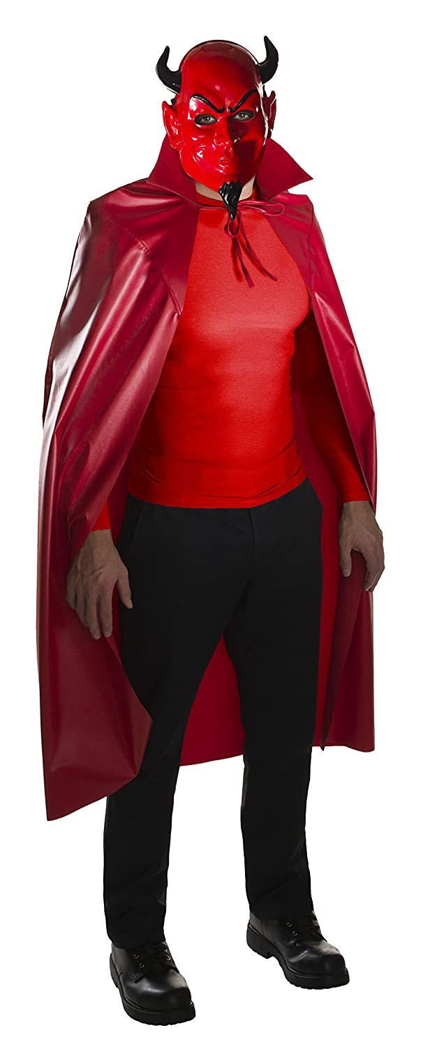 Satan Cape Roblox - Mount And Blade Red Devil Scream Queens Costume