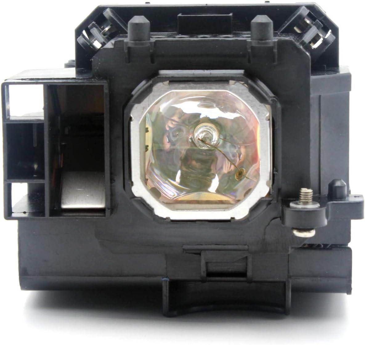 Emazne NP17LP Projector Replacement Compatible Lamp with Housing Work for NEC:M300WS NEC:M350XS NEC:M420X M420XM M420XV MP420XG MP420XVG NP-M300WS NP-M300WSJL P350WG P420XG UM-300X UM300W UM330W