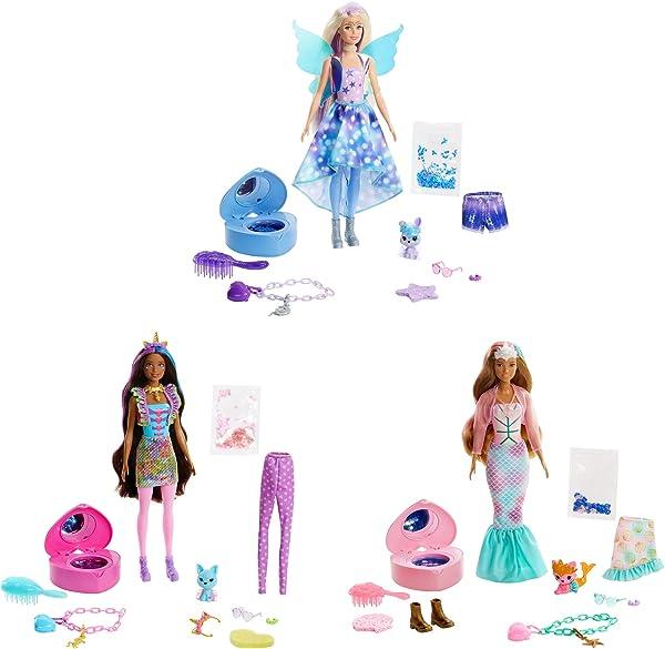 Barbie Color Reveal Peel