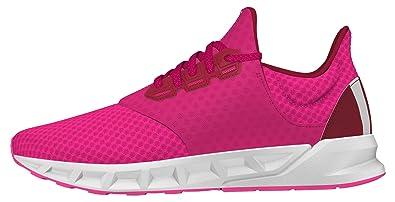 huge discount 39a48 8c620 adidas Falcon Elite 5 W, Chaussures de Running Femme, Rose-Rosa (Rosimp