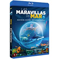 Las maravillas del mar [Blu-ray]