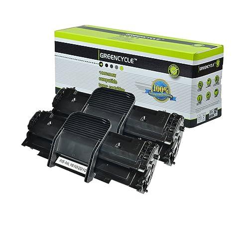 2PK Toner Cartridge For Samsung ML-1610 ML-1615 ML-1620 ML-2010 ML-2015 ML-2510