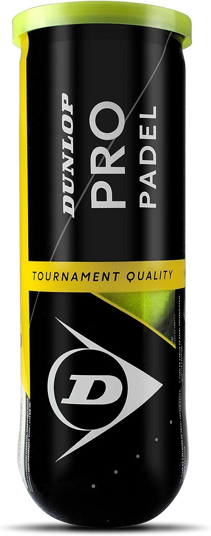 Dunlop Pelotas Bote TB Pro Padel Hombre