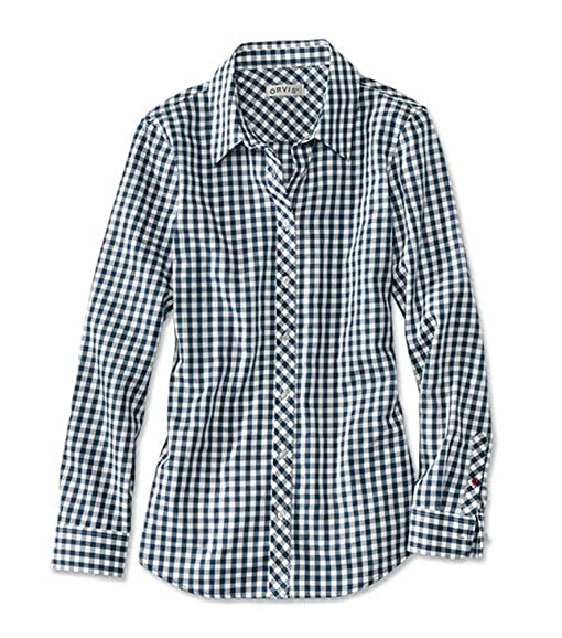 a1af40a4610 Orvis Wrinkle-free Checked Cotton-twill Shirt Wrinkle-resistant Checked  Cotton-