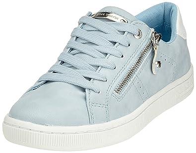 4892701, Espadrilles Femme, Blau (Blue), 42 EUTom Tailor
