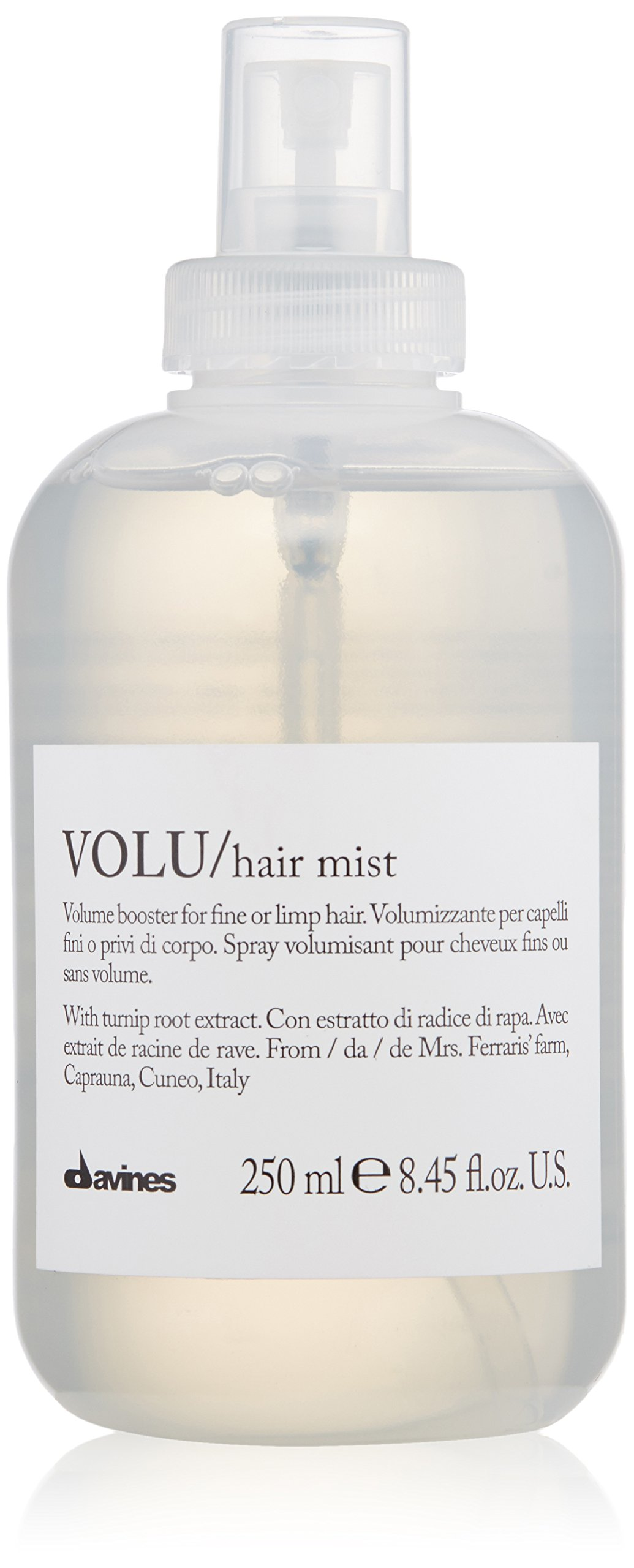 Davines Volu Hair Mist, 8.45 fl. oz.