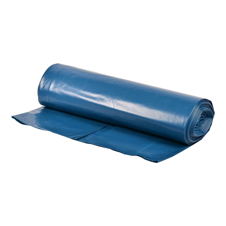 VARIOSAN Müllsäcke 10933, 120 L, extra stark, 20 Stück, 70 µ, Typ 100 extra, blau 20 Stück 70 µ