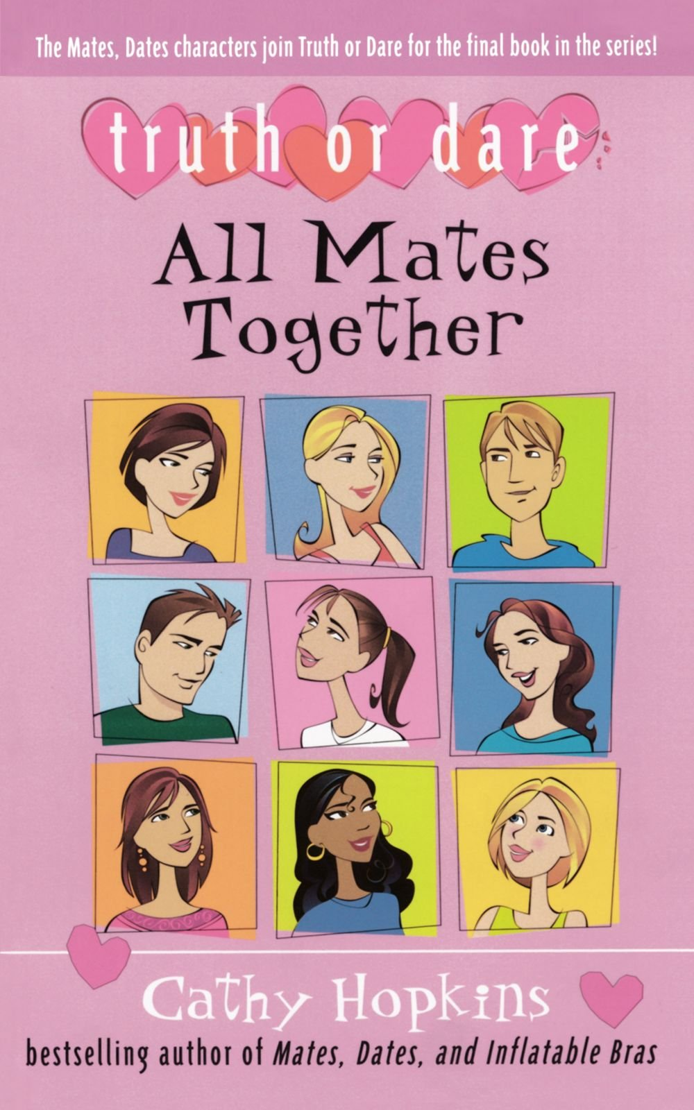 All Mates Together (Truth or Dare) PDF