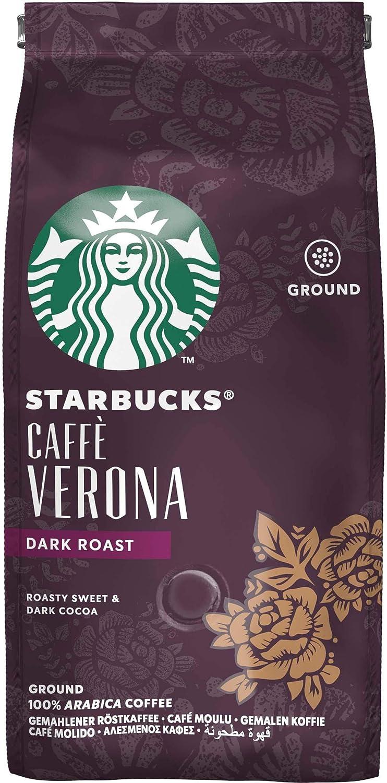 Café Torrado e Moído, Starbucks, Caffè Verona