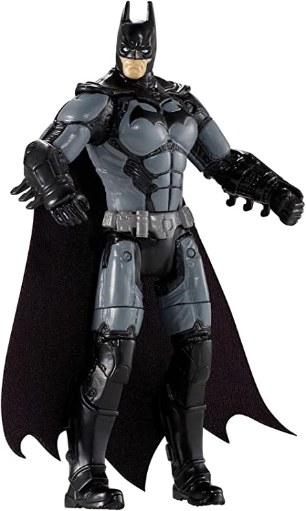 "DC COMICS MULTIVERSE ARKHAM ORIGINS HUSH 4/"" Figure NEW!!!"