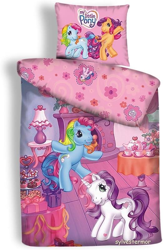Copripiumino My Little Pony.Copripiumino My Little Pony 100 Cotone Originale Hasbro Amazon