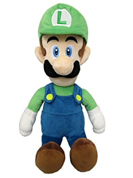 Super Mario AC18 Luigi Juguete De Peluche