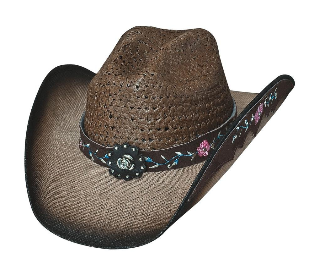 Bullhide Hats 2579 Run A Muck Collection Enchanted Small Pecan Cowboy Hat by Bullhide Hats (Image #1)