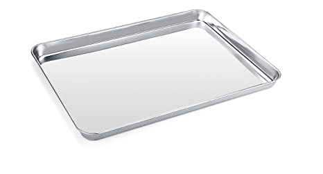 Review Baking Sheet, Zacfton Stainless