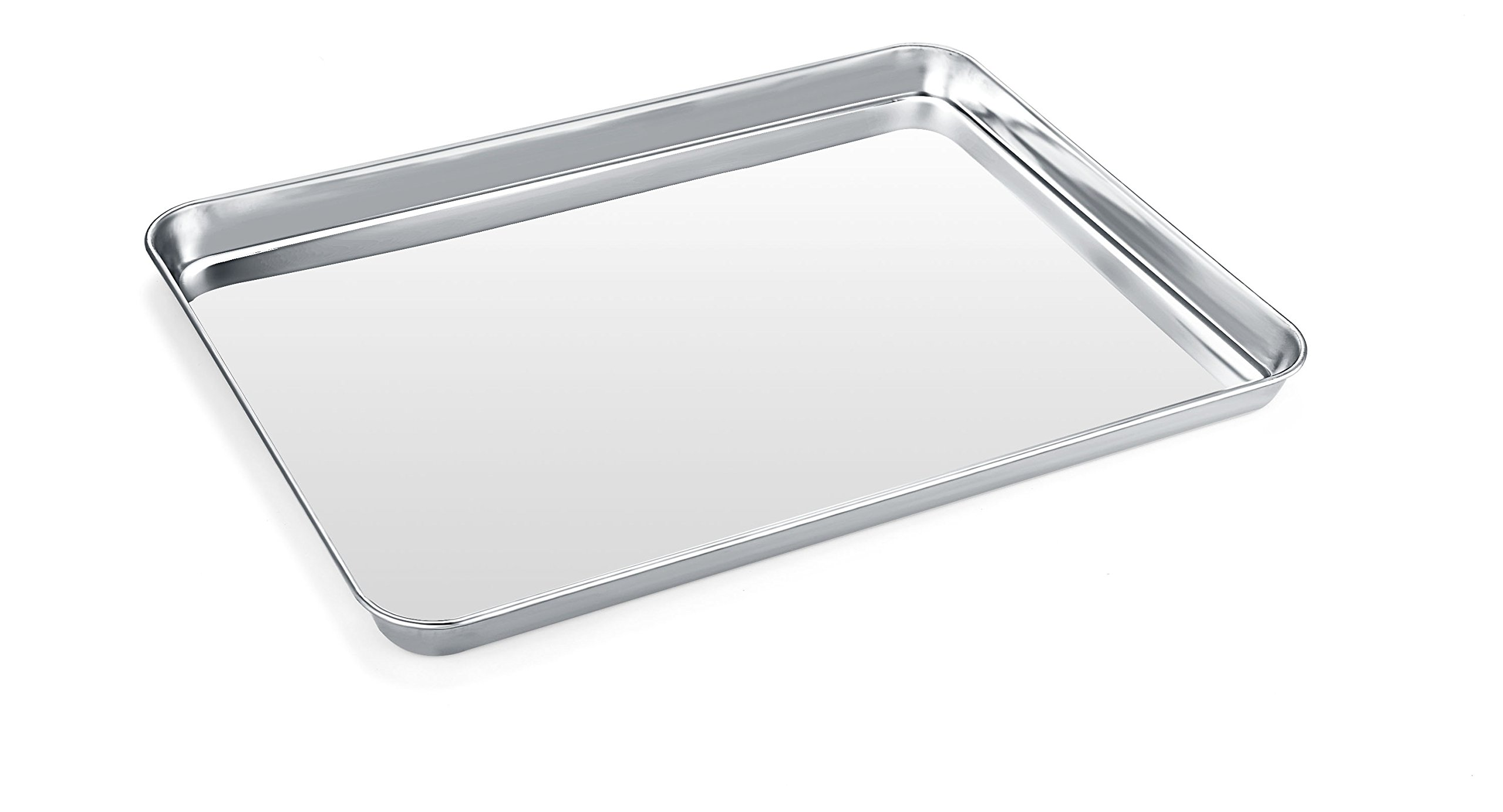 baking sheet zacfton stainless steel cookie sheet toaster. Black Bedroom Furniture Sets. Home Design Ideas