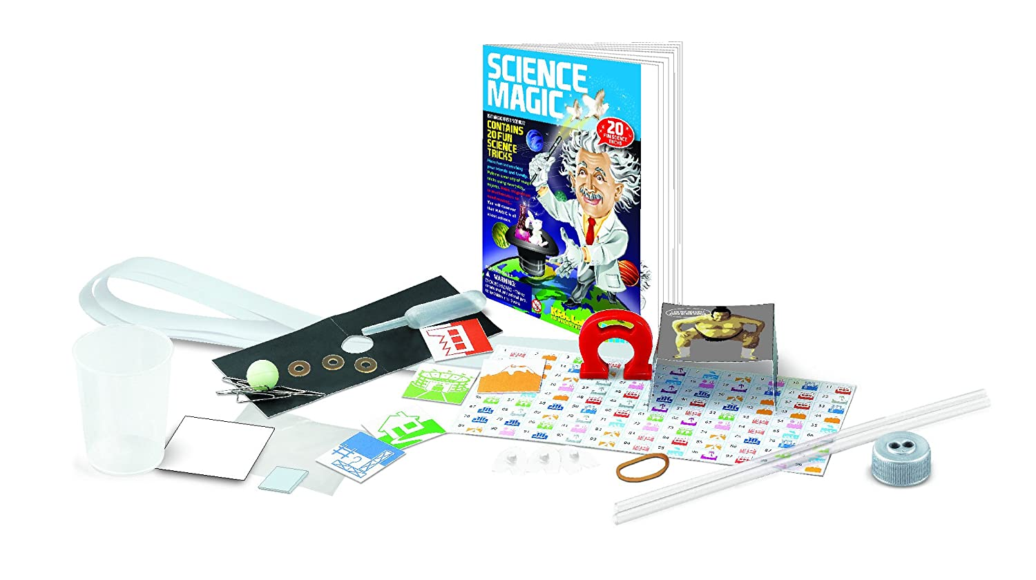 4M Kids Labs Science Magic Great Gizmos 4148SM