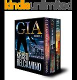 Gia Santella Crime Thriller Boxed Set: Books 1-3 (Gia Santella Crime Thrillers)